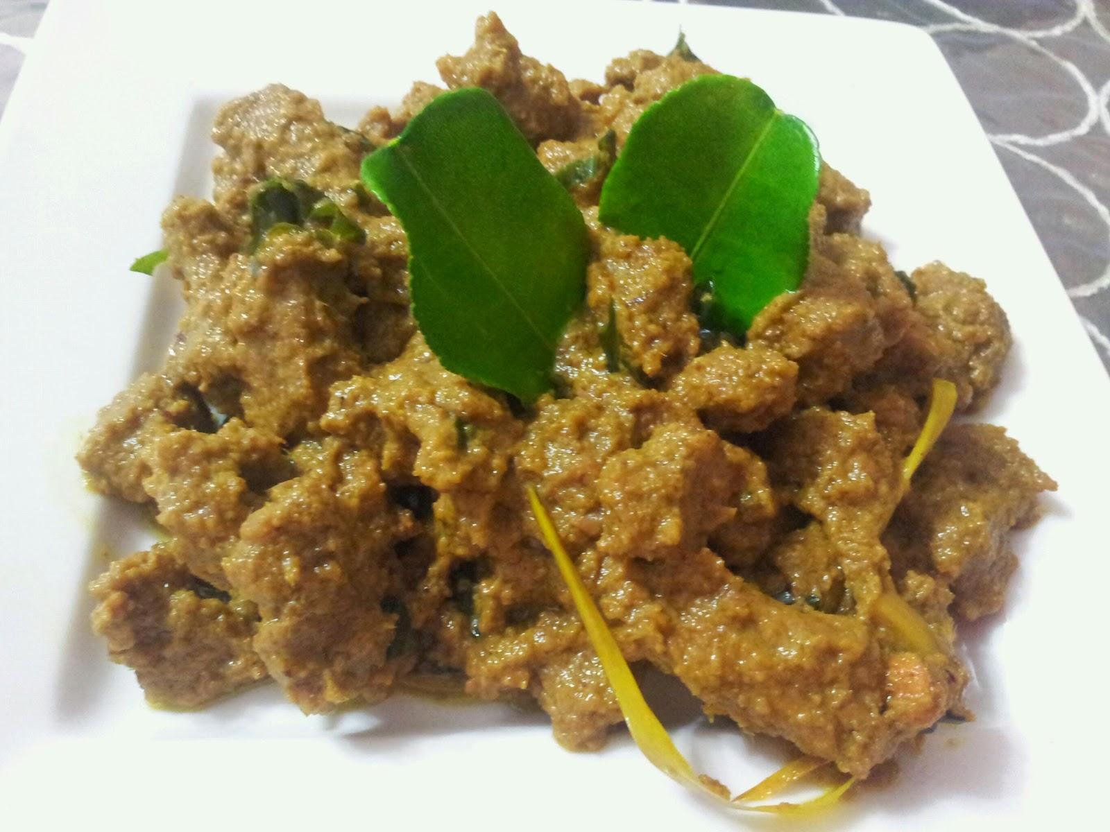 Resepi Rendang Daging Nogori Famousresipi Farbuck Com