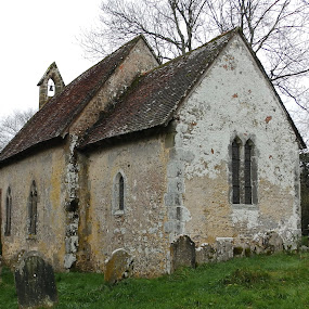 Chithurst St Mary by Cliff Oakley - Buildings & Architecture Places of Worship ( history, religion, building, ancient, church, historical, medieval, religious )