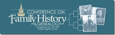 BYU 2013年度家族史和家谱会议