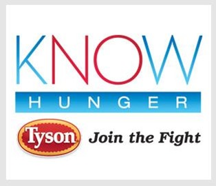 Tyson Hunger Heroes