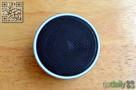 Capdase Beats SOHO Portable Bluetooth Speaker Review Top