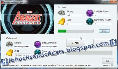 Fb Game Cheats Marvel Avengers Alliance Hack Cheats Tool