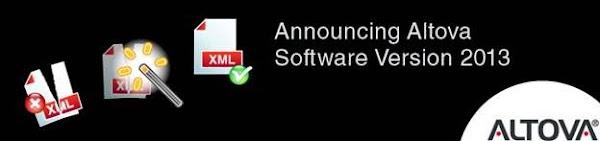 Altova MissionKit 2013 — XML Aficionado
