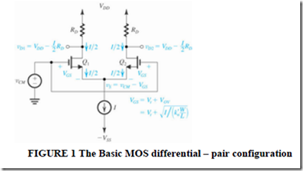Differential Amplifiers and Multistage Amplifiers part1