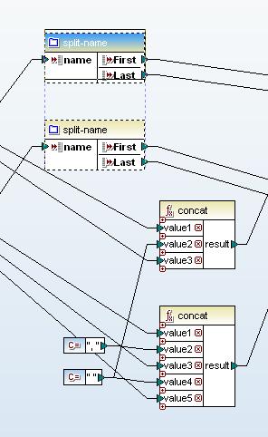 Altova MapForce data mapping