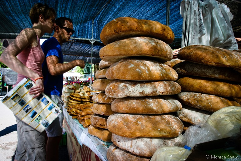 Bread at Potes Market