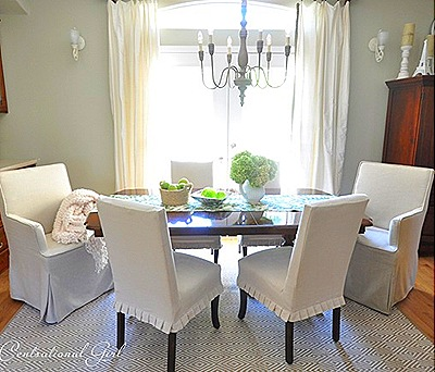 Slipcovers Chairs On Custom For Straight Back Dining Including