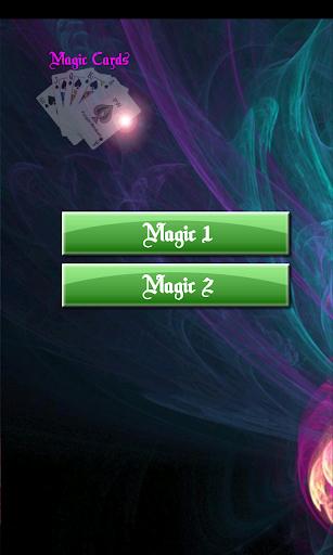 【免費紙牌App】Magic Cards Magic Tricks-APP點子