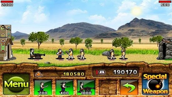 The Wars of Heroes in Time Screenshot