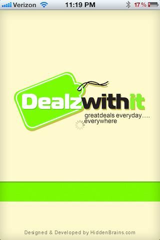Dealz With It - screenshot