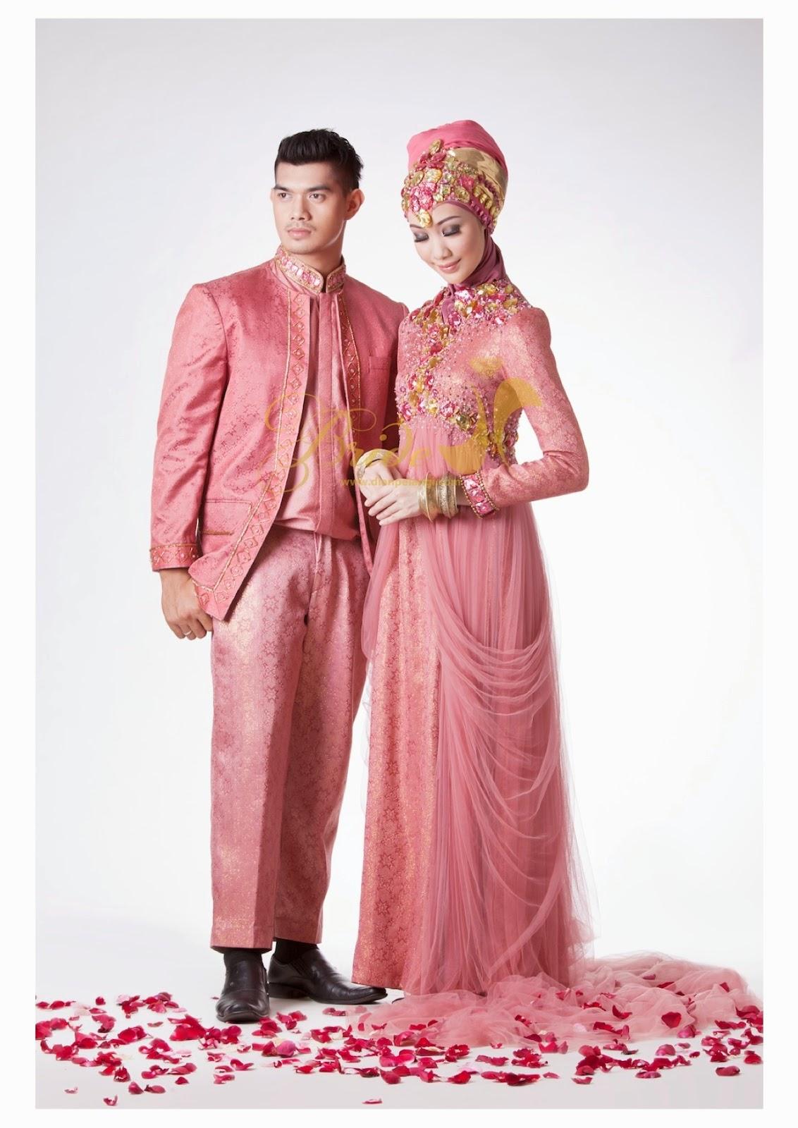 Memilih Model Kebaya Hijab Modern Untuk Pernikahan