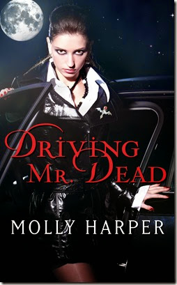 Driving Mr. Dead - cover