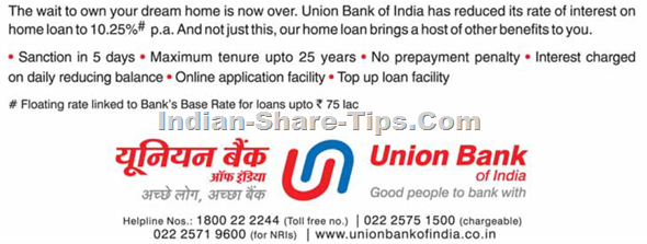 uNION BANK HOME LOAN