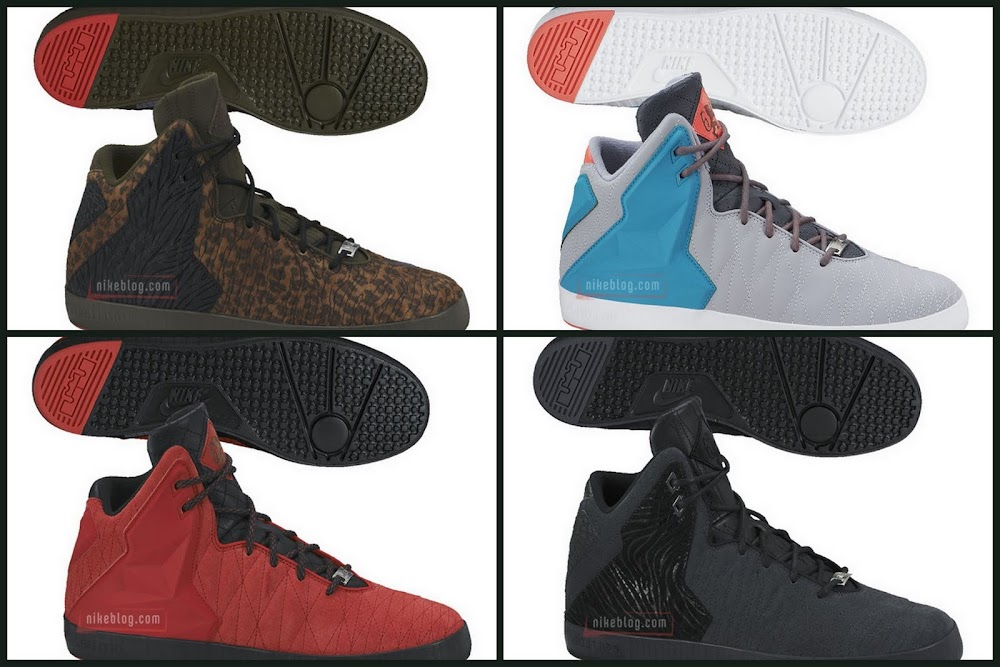 check out 07a06 ea1ea Nike LeBron 11 NSW Lifestyle 8211 Upcoming Colorways ...