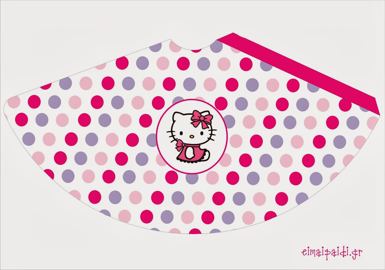 eimaipaidi.gr-καπέλο Hello Kitty-printables