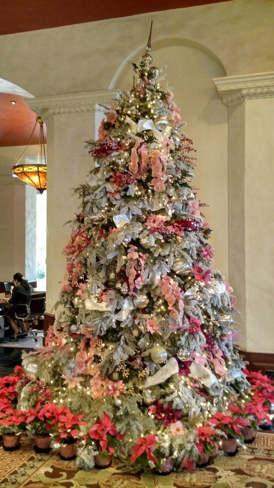 Hale Ku Ai Aloha 96815 Royal Hawaiian Hotel Christmas Tree 2014