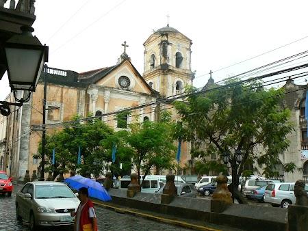 Pledoarie pentru Filipine: Catedrala din Manila