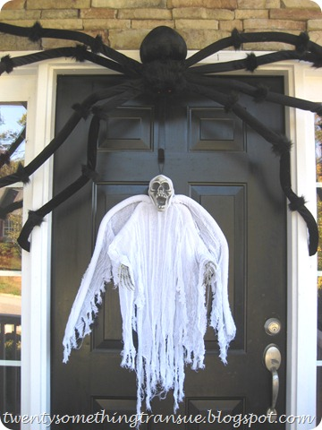 Halloween Front Door 2