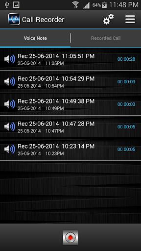【免費通訊App】Call Recorder + Voice Recorder-APP點子