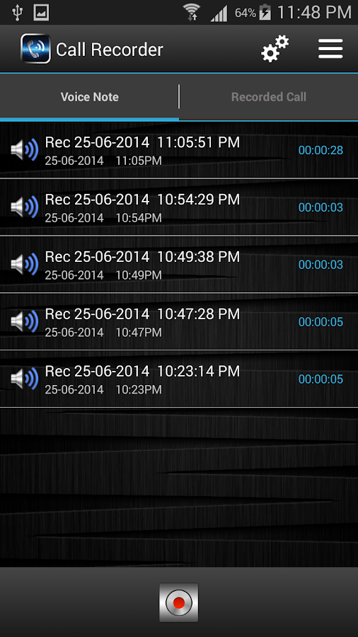 Call Recorder + Voice Recorder - Android Apps on Google Play
