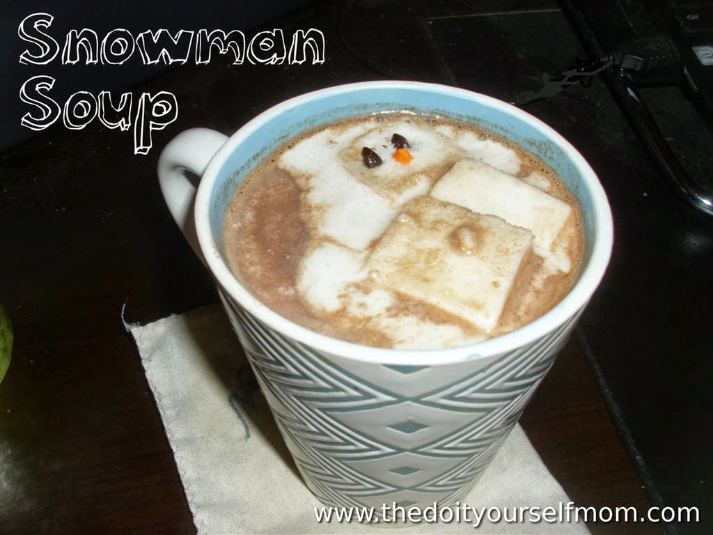 how to make hot chocolate with milk and marshmallows