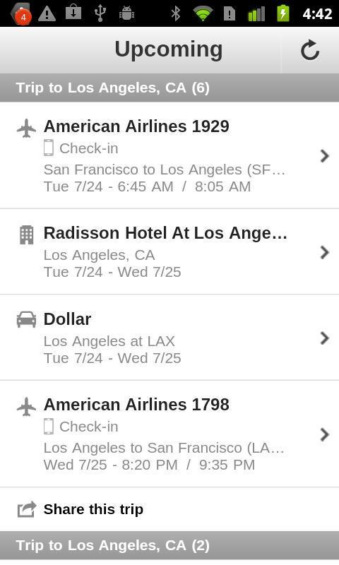 MasterCard Business Network - screenshot