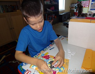 All About Reading Games