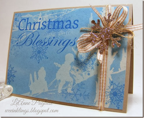 LeAnne Pugliese WeeInklings Crafty Secrets Digital Christmas