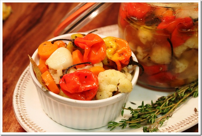 Pickled Habanero Peppers Recipe | Mexican Recipes