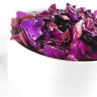 Tangy Red Cabbage.