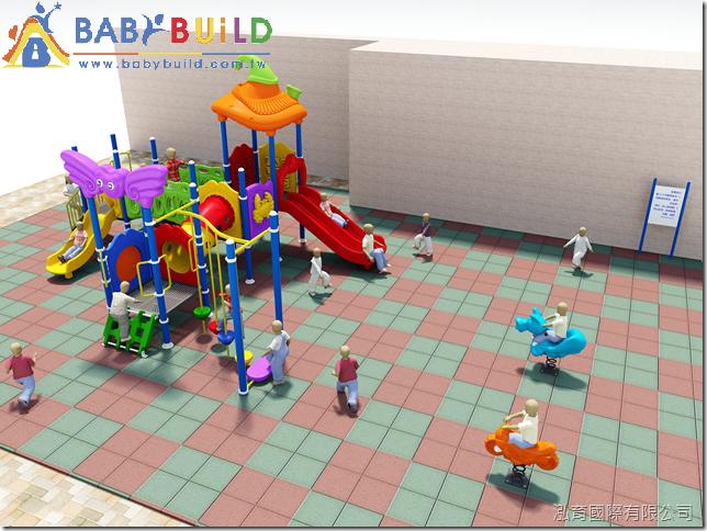 BabyBuild兒童遊具規劃