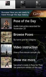 Yoga-pedia - screenshot thumbnail