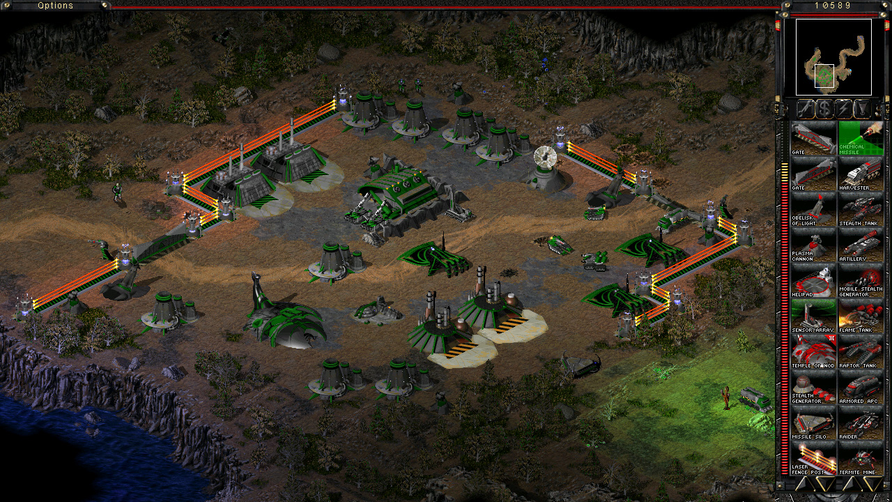 Command and conquer tiberian sun mods and patches