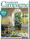 Cover MAISONS DE CAMPAGNE