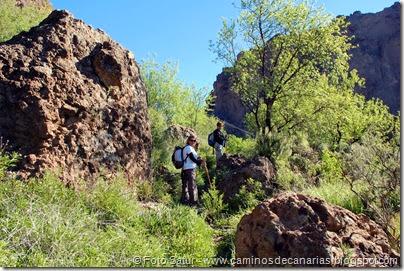 7632 El Aserrador-Paso Herradura(Entre bloques de piedra)