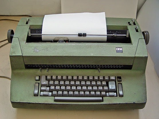 1970s IBM typewriter