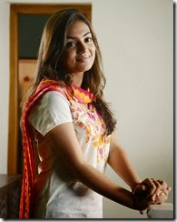 Actress Nazriya Nazim in Naiyaandi Movie Stills