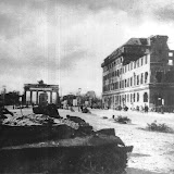 Brandenburger Tor nach 1945