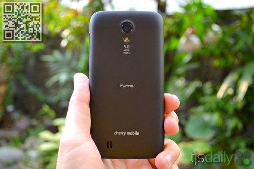 Cherry Mobile Flame Review back