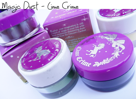 Magic Dust Lime Crime
