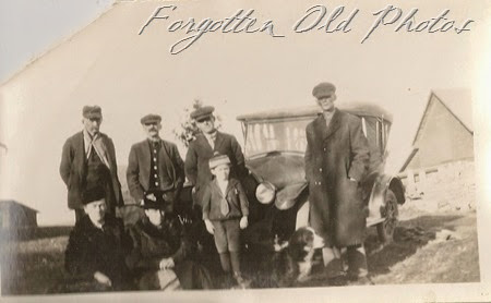 Group with a Dodge or an Overland Soloway antiques