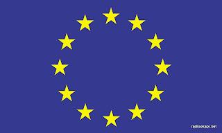 Logo de l'Union éropéenne. europa.eu