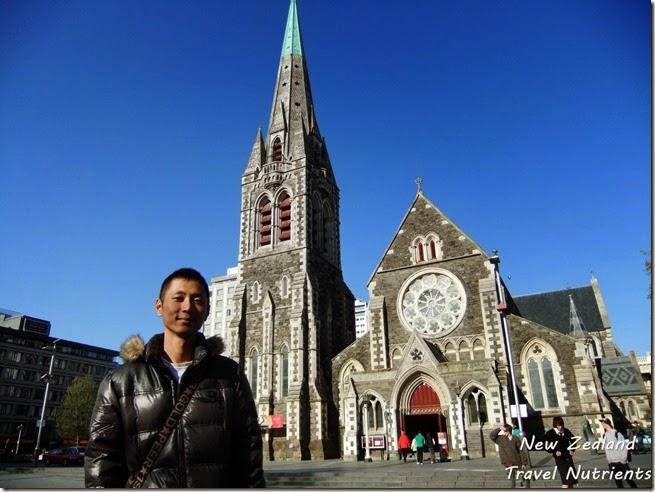 紐西蘭基督城 Facebook: 【紐西蘭.基督城】永遠的城市象徵