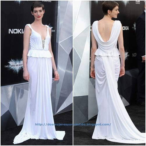 Anne Hathaway attends The Dark Knight Rises New York Premiere3