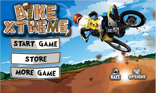 لعبة الموتوسكيلات Bike Xtreme للأندرويد