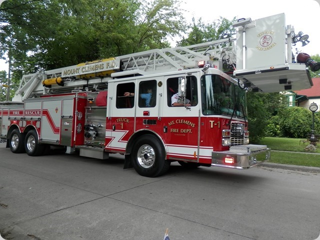 Our Ladder Truck