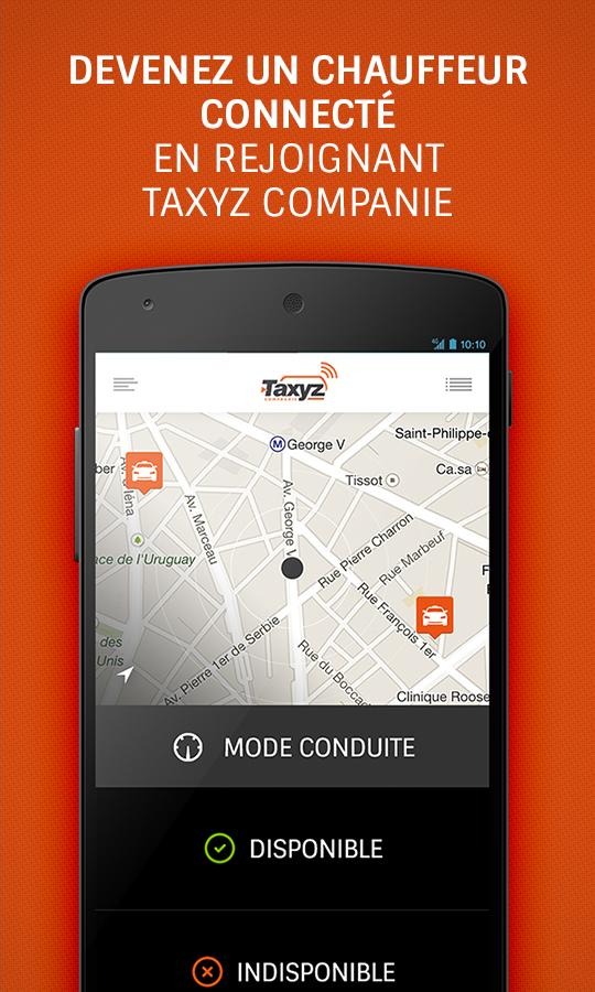 Taxyz- screenshot