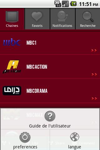 免費娛樂App|Guide TV MBC 2012|阿達玩APP