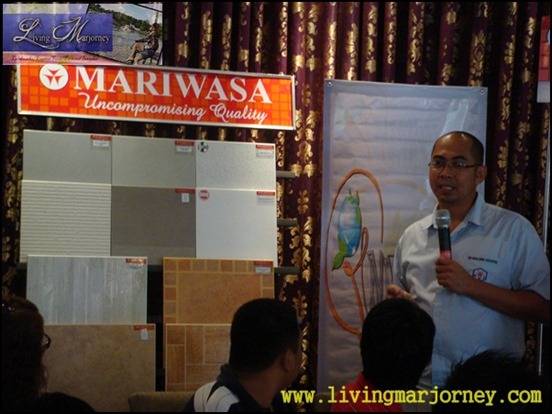 Mariwasa|Strengthening The Tile Industry