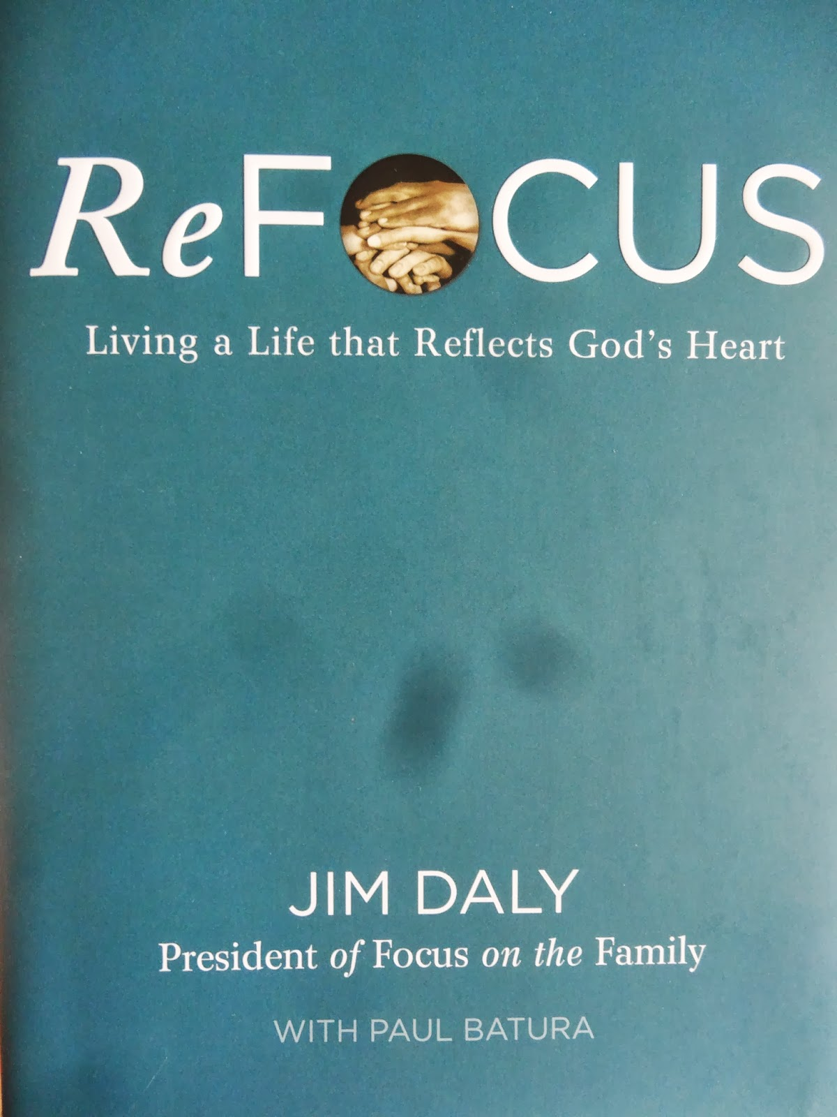 Love Joy And Peas Refocus Living A Life That Reflects Gods Heart
